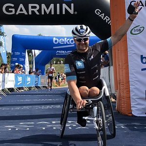 Garmin Iron Triathlon Ślesin